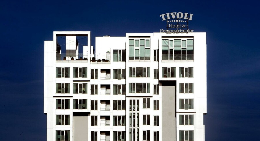 Tivoli Hotel og Congress Center hører bl.a. til i Arp-Hansen-kæden.