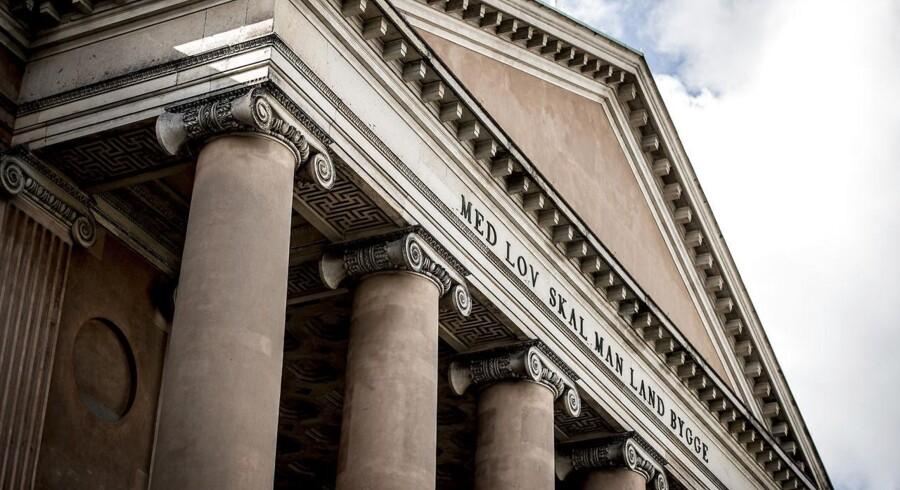 Byretten vil fredag eftermiddag afgøre, hvilken straf den 18-årige skal have.