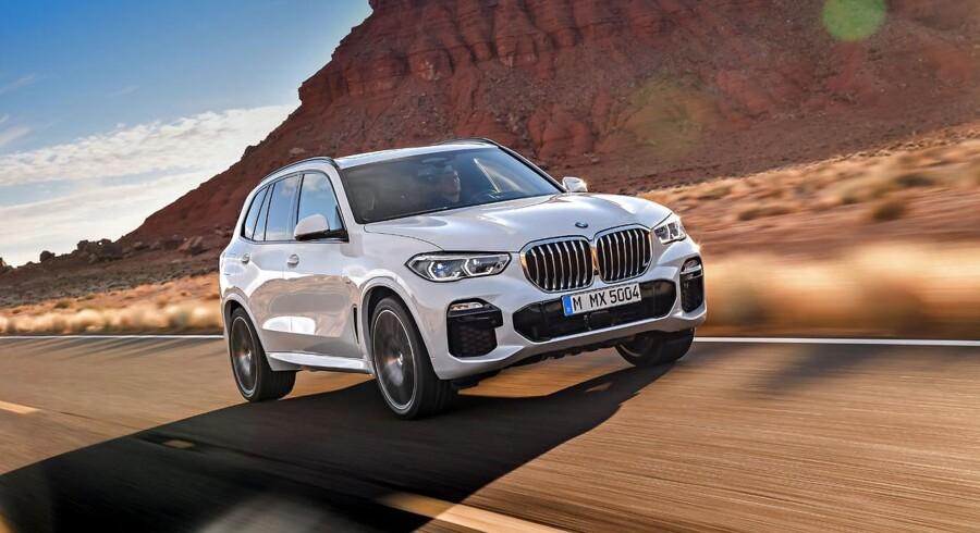 Et tidligt modelskifte flytter BMW X5 til en nyere platform, som holder den skarp i en konkurrencepræget klasse