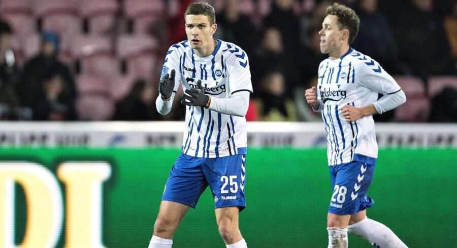 OB formåede ikke at opfylde sidste sæsons sportslige målsætning om top-6. Scanpix/Henning Bagger