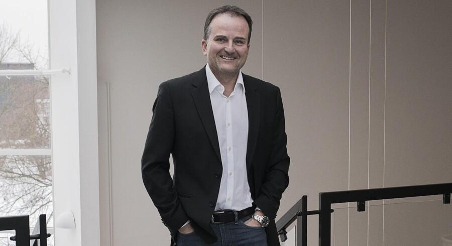 Chemometecs topchef Michael Eising