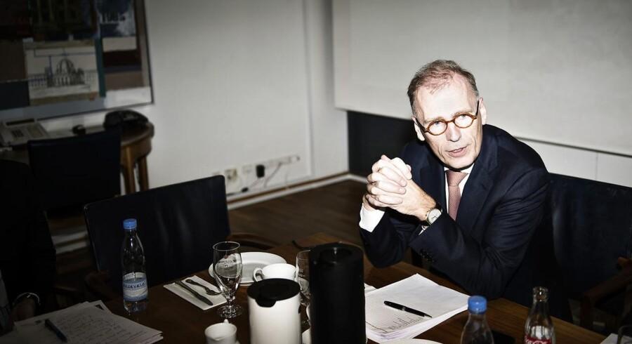 Carlsberg CEO Cees't Hart.