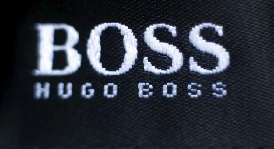 Hugo Boss-aktien stiger 7,3 pct. til 60,46 euro på børsen i Frankfurt oven på regnskabet onsdag formiddag.