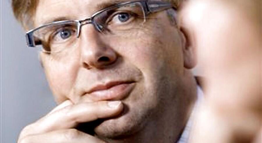 Poul Blaabjerg fratræder som adm. direktør for det kriseramte Center for Ledelse