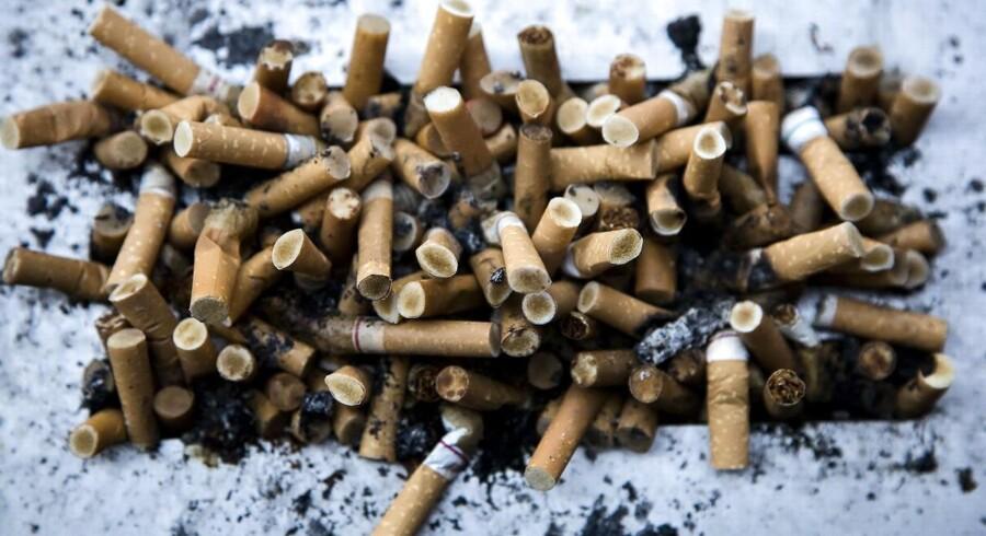 »Det er ikke nogen offentlig opgave at få folk til at stoppe med at ryge,« siger sundhedsordfører for Liberal Alliance May-Britt Kattrup.