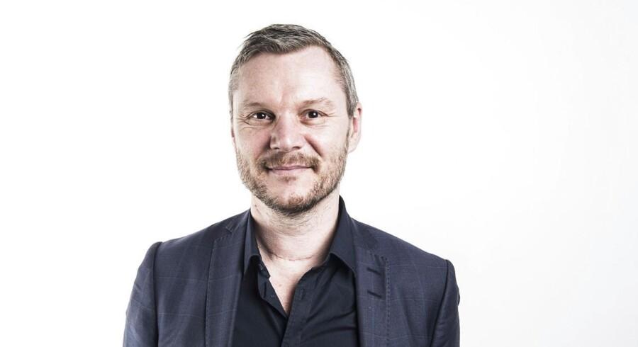 Lars Rix, souschef på Berlinske Kultur.