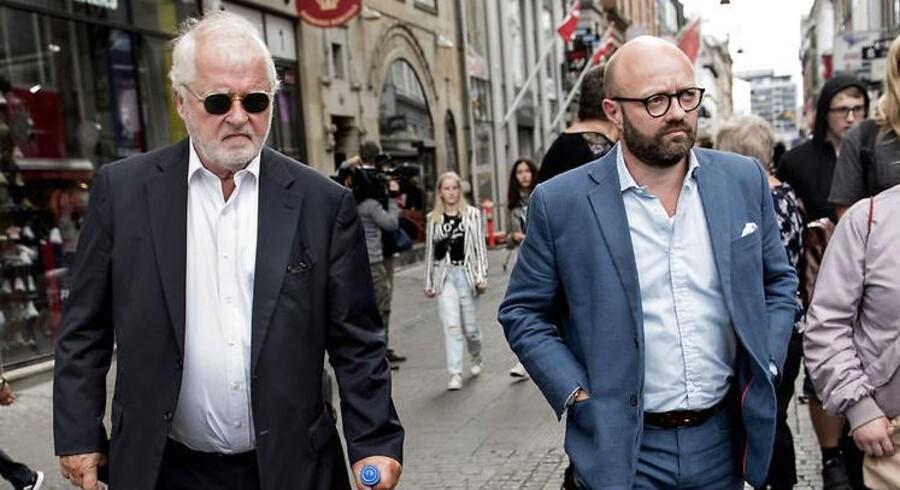 Mandag kl. 15 faldt der dom i den mere end fire måneder lange retssag mod trioen bag advokatfirmaet Johan Schlüter, som var tiltalt for svindel og regnskabsmanipulation.