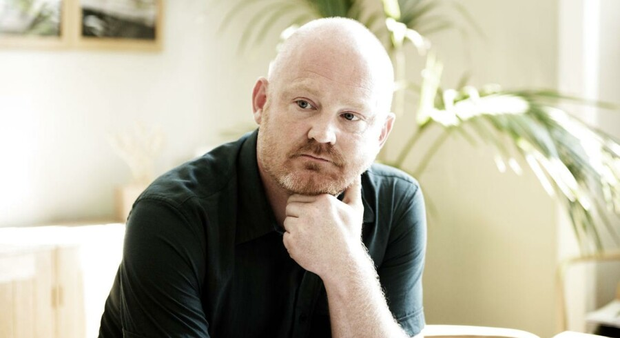 Teknikborgmester i Københanvs Kommune Morten Kabell (EL).