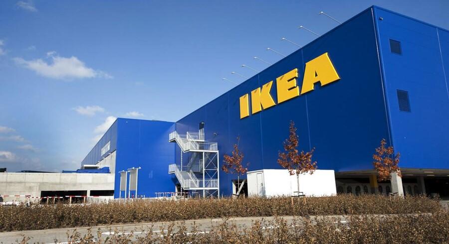 IKEAs afdeling i Odense.
