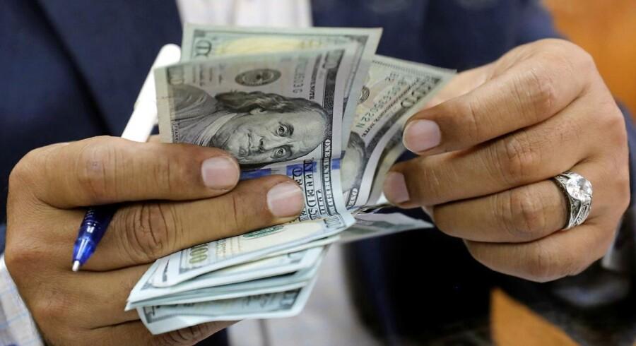 Arkivfoto: Klodens 500 rigeste personer har en samlet formue på 5,3 billioner dollar. Stifter af Amazon topper listen.
