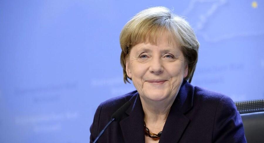 Den tyske kansler, Angela Merkel, har været en af de absolutte hovedpersoner på den politiske verdensscene.