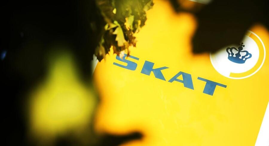 SKAT i Fredensborg august 2015- - Se RB 26/9 2015 12.56. De danske politikere skulle aldrig have pålagt Skat at kræve gæld ind. Det fungerede fint i kommunerne, lyder det fra tidligere borgmester Allerød Kommune, Erik Lund (K). (Foto: ERIK REFNER/Scanpix 2015)