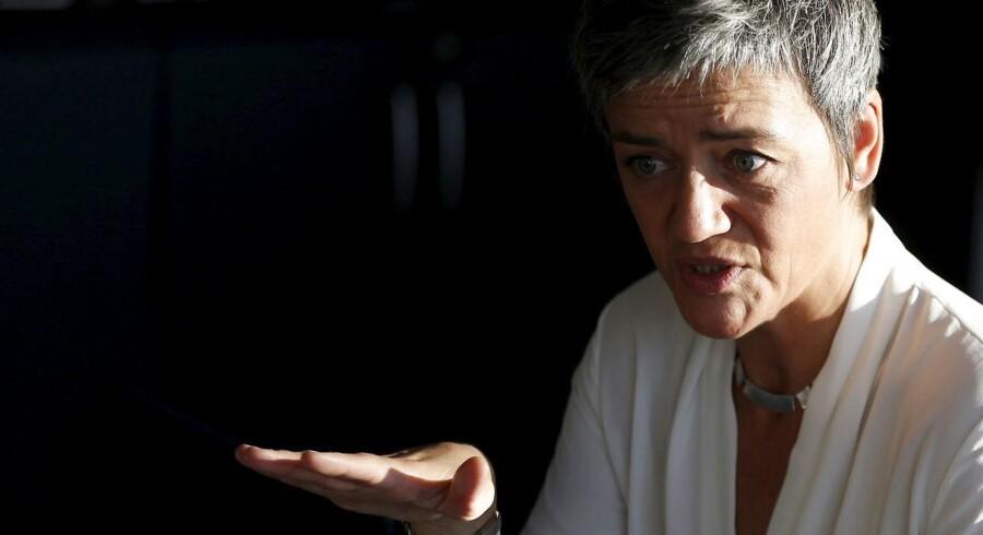 Ifølge Margrethe Vestager står Danmark i »en meget usikker situation« med hensyn til det europæiske politisamarbejde efter det vælgernes nej til tilvalgsvalgsordningen. »Og det er »for real«. Det er åbent, hvad der kommer til at ske,« siger den danske kommissær.