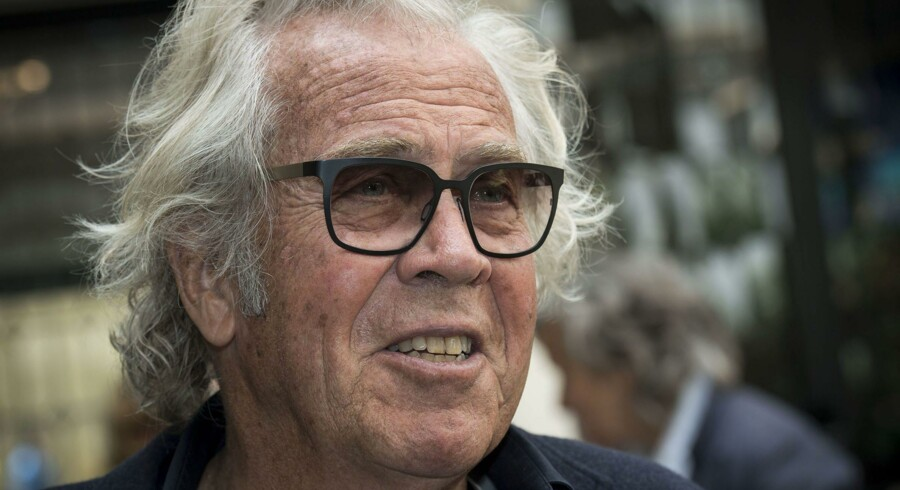 Filminstruktør og forfatter Jørgen Leth vil gerne lave et rejseprogram om sit hjemland. Free/Martin Høien/tv2