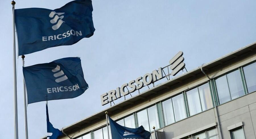 Svenske Ericsson er under pres i øjeblikket og måtte i sidste uge nedjustere forventningerne til årets resultat, da udviklingen i tredje kvartal var meget svagere end ventet.