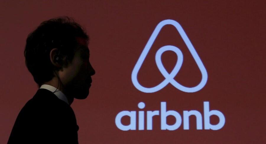 ARKIVFOTO. En del af den prostitution, der foregår i den svenske hovedstad, finder sted i lejligheder, der bliver lejet ud via Airbnb og lignende tjenester.