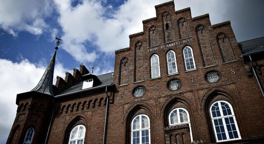 Grundlovsforhøret begynder klokken 11.30. (Foto: Torkil Adsersen/Scanpix 2012)