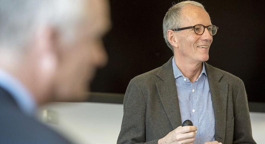 Lundbeck satser adskillige milliarder på en række studier med et nyt middel mod skizofreni, fortæller medicinalselskabets forskningsdirektør Anders Gersel Pedersen.