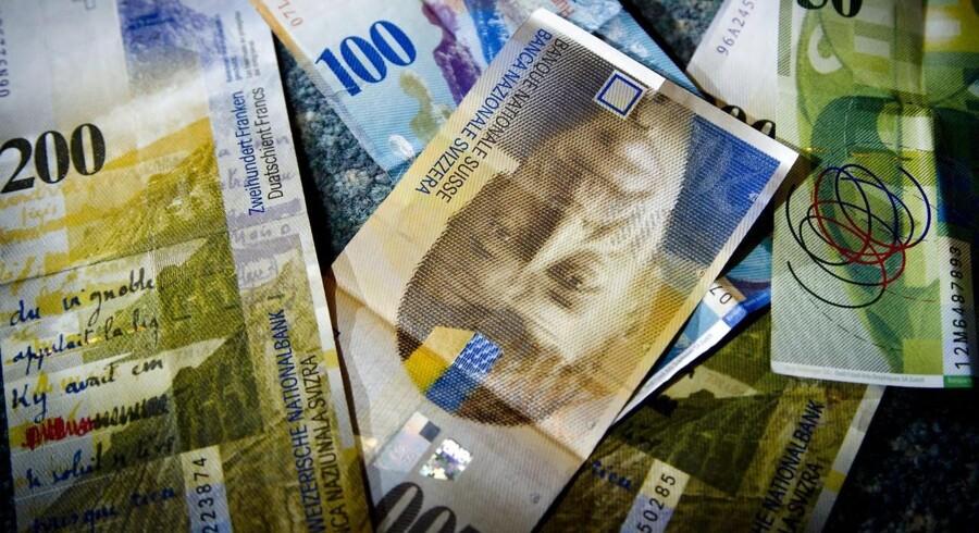 Gevinst på fordring i udenlandsk valuta kan bestå dels af en gevinst som følge af ændringer i valutakursen, dels som en gevinst som følge af ændringer fordringens værdi.