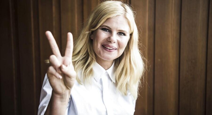 Sofie Linde. Arkivfoto.