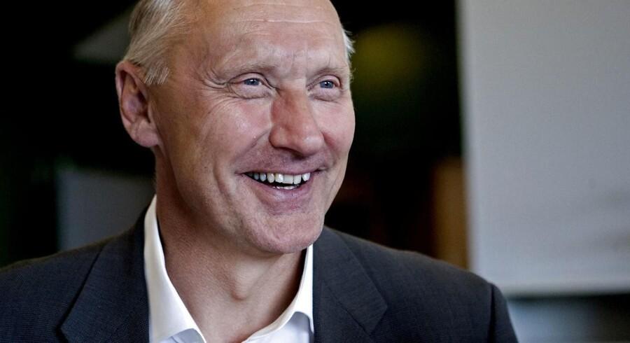 Ståle Solbakkens job har aldrig været et tema på trods af resultaterne, fortæller FCK's næstformand.