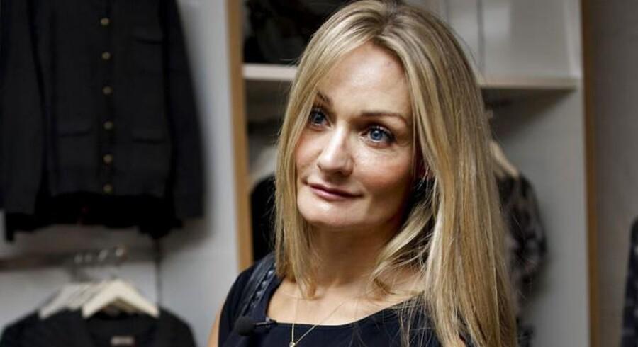 Arkivfoto. Adm. direktør i Danish Fashion Institute, Eva Kruse, udtrykker ærgelse over valget af model i magasinet Cover, der har skabt debat på de sociale medier.