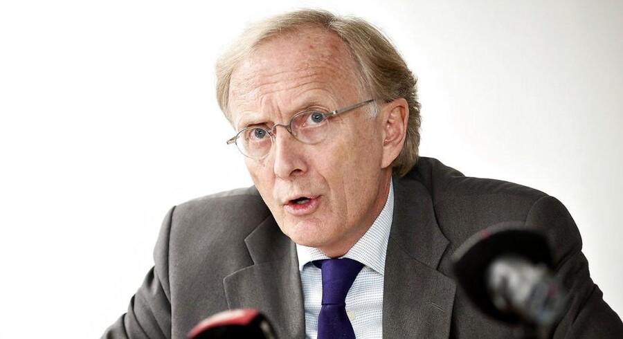 Advokat Christian Harlang er blevet indklaget for Advokatnævnet af hans egne søskende.