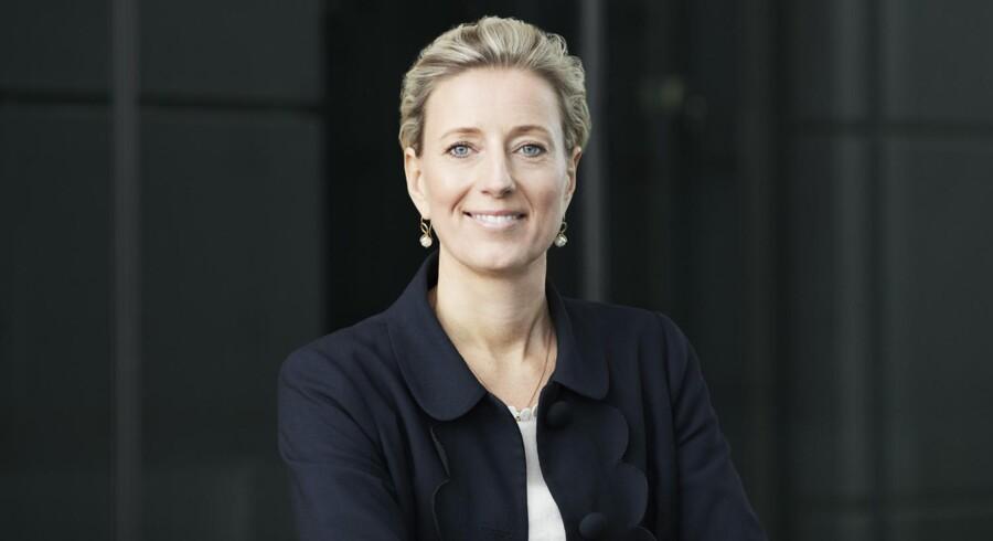 Lene Qvist er adm. direktør for Nybolig.