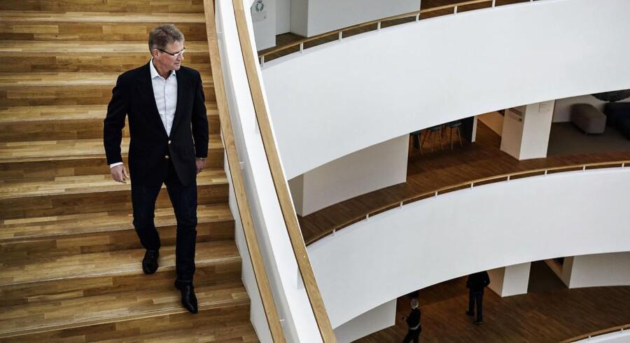 Novo Nordisks administrerende direktør, Lars Rebien Sørensen.