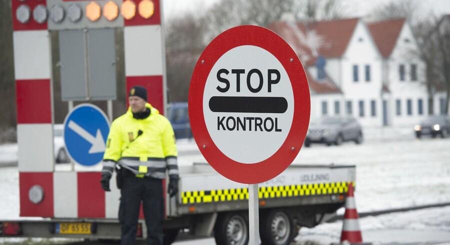 Den danske grænsekontrol bliver forlænget med 20 dage.