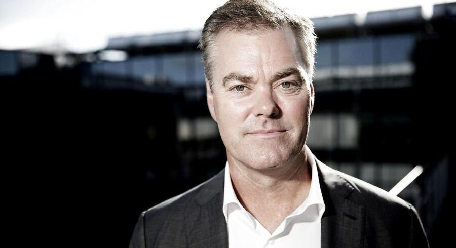 Betalingsformidleren Nets og topchef Bo Nilsson lægger an til en fyringsrunde. I Danmark risikerer 30 ansatte at miste deres arbejde.