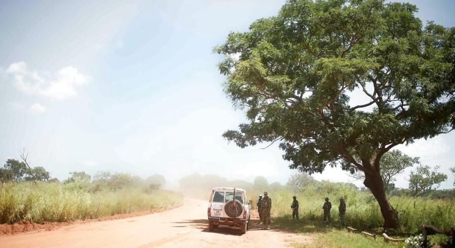 Arkivfoto. Vampyrrygter har siden september bredt sig over den sydlige del af Malawi, hvor tro på heksekunst er udbredt.