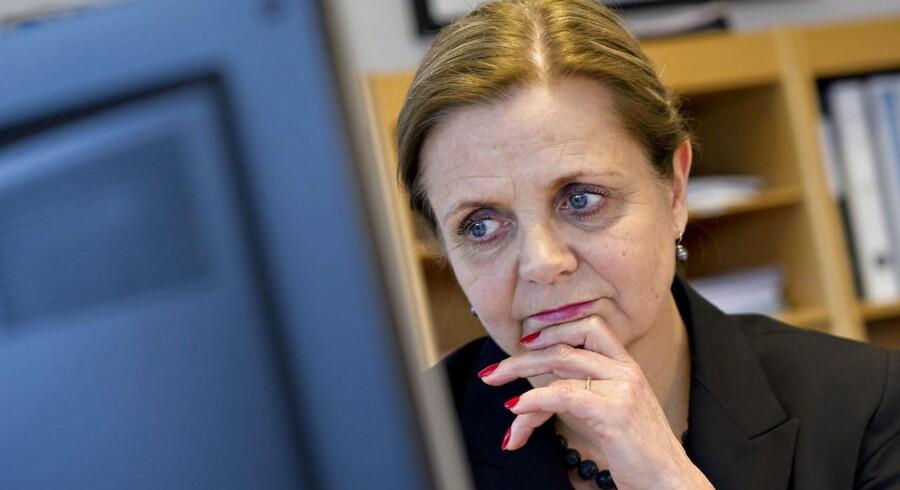 Sydbank-direktør Karen Frøsig er den eneste kvinde i top 20 over de højeste lønninger i finanssektoren og i top 25 er der kun to.