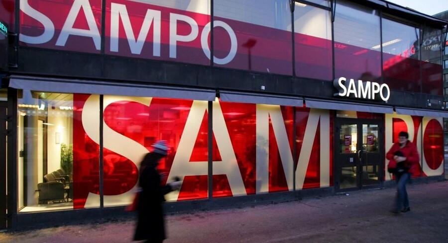 ARKIVFOTO: En Sampo-afdeling i Finland