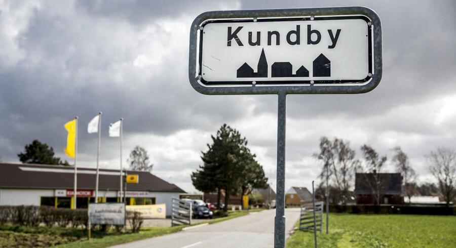 ARKIVFOTO: En ung pige fra Kundby på Sjælland var kun 15 år, da hun planlagde at angribe to skoler.