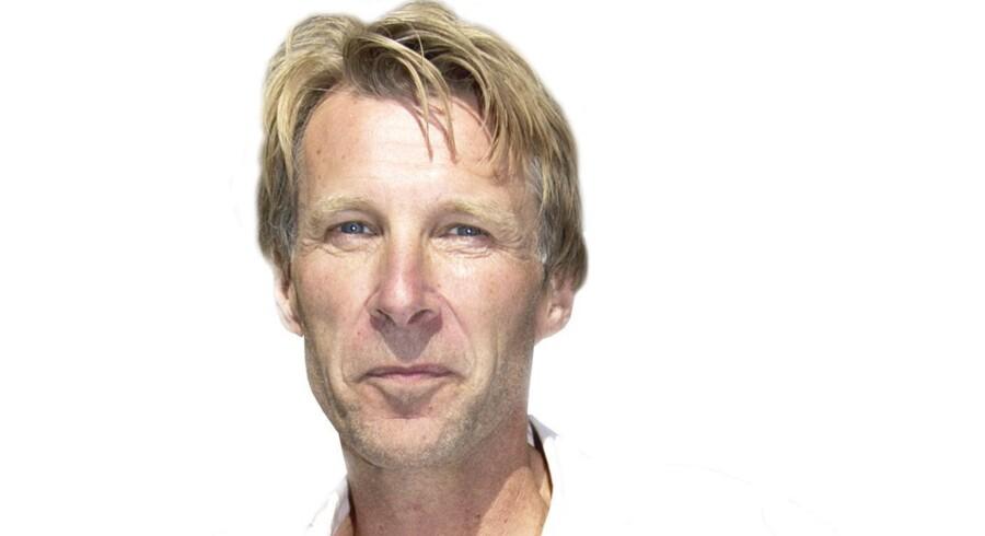 Jon Stephensen direktør ved Aveny-T.