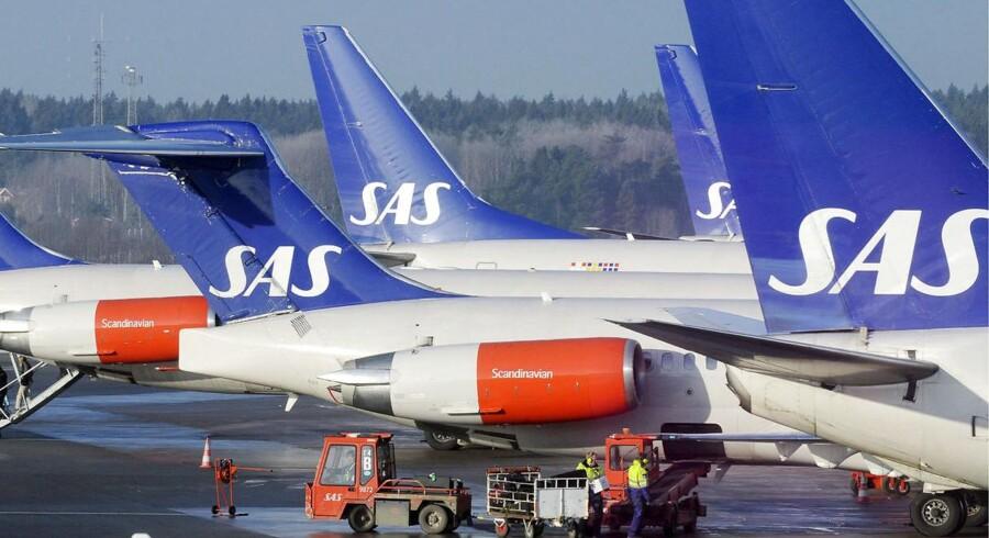 Inden for de næste to-tre dage kan i alt knap 800 SAS-piloter meget vel være i strejke.