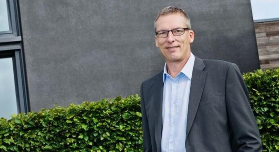 Dynaudios administrerende, direktør Lars Prisak, lægger ikke skjul på, at det er den kinesiske virksomhed Goerteks opkøb af 83 procent af den danske højttalervirksomhed, der har gjort det økonomisk muligt at bygge et nyt udviklingscenter. Foto: PR-foto