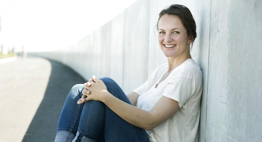 Forfatter og yogalærer Karen Pallisgaard