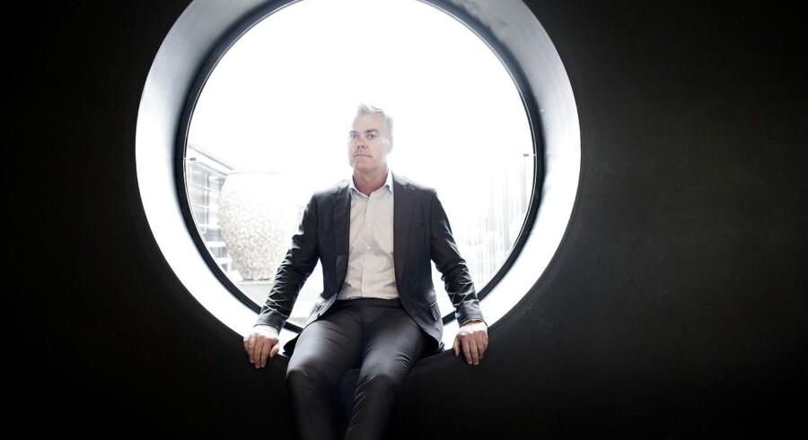 NETS adm. direktør Bo Nilsson.