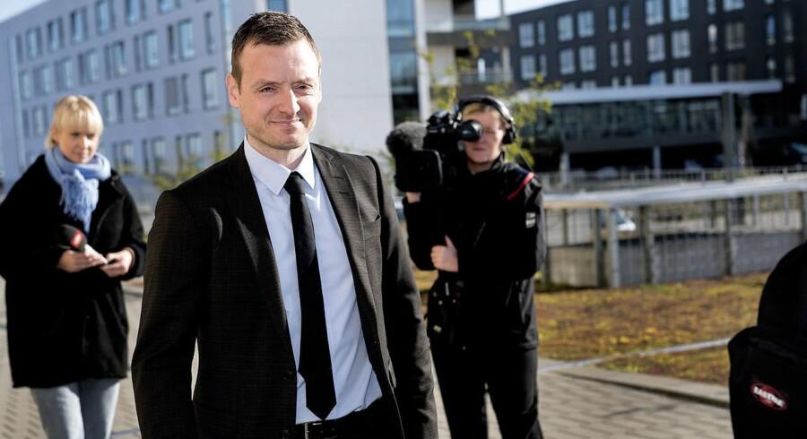 Anklager i Kundby-sagen, Kristian Kirk.
