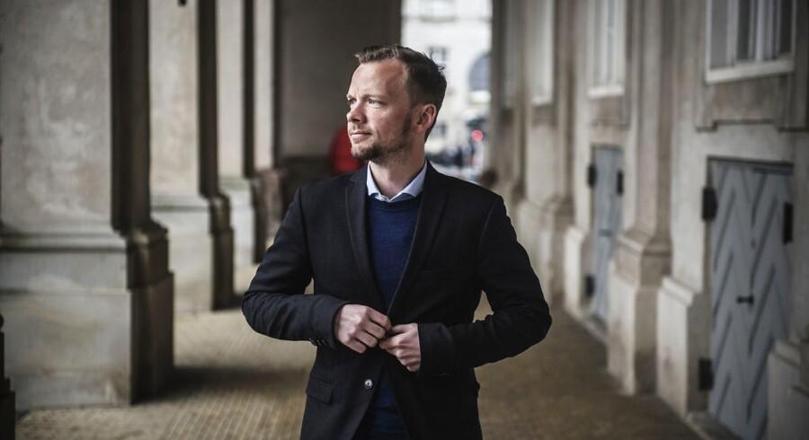 Velfærdssamfundet er ifølge EU-ordfører Peter Hummelgaard (S) »et historisk højdepunkt« i Europas historie, og nu er hovedopgaven for kontinentets socialdemokratiske partier at finde en vej ud af den økonomiske krise – en vej, som også vælgerne synes er den rigtige. Foto: Ólafur Steinar Gestsson