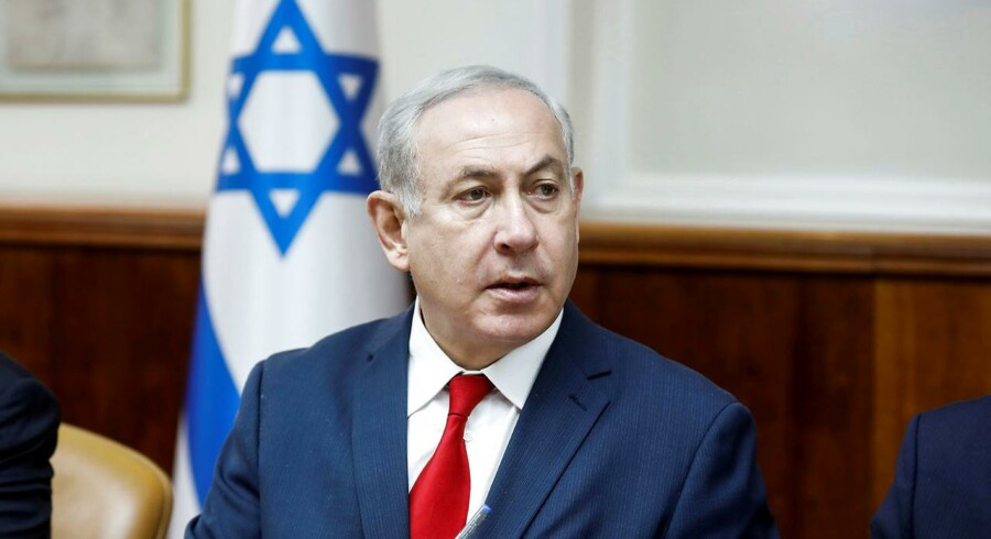Benjamin Netanyahu, Israels premierminister.