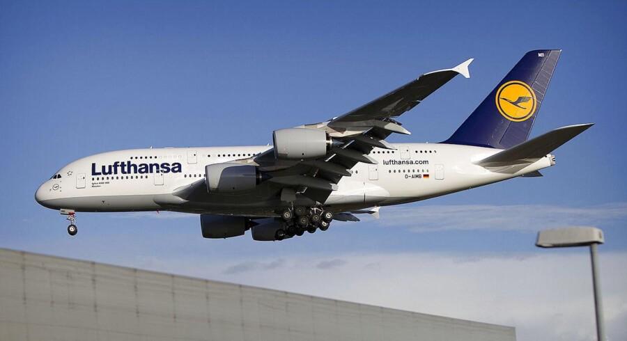 ARKIVFOTO: IATA repræsenterer 265 flyselskaber, som står for 83 pct. af den globale flytrafik.