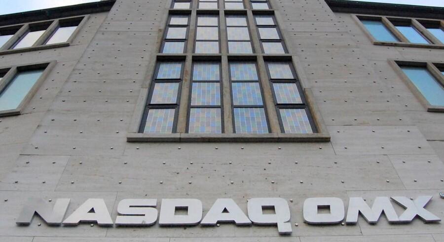 NASDAQ OMX København - Københavns Fondsbørs