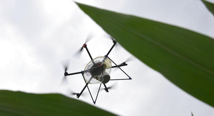 De fleste droner sælges i dag som legetøj eller til privat brug. Men teknologien er ved at være så langt, at selv de billige versioner er gode nok til professionel anvendelse.