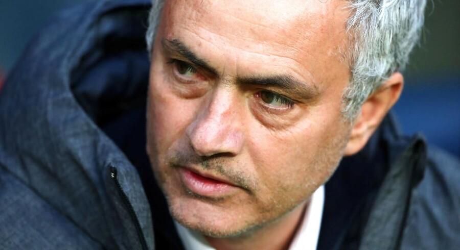 Den nuværende Manchester United-manager José Mourinho, mistænkes for skattenys af spanske myndigheder