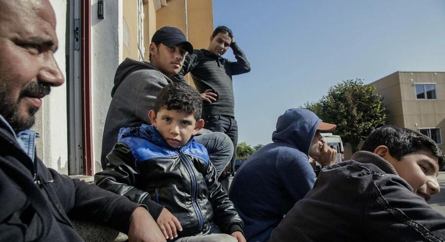 Til og med oktober er der kommet små 13.000 asylansøgere til Danmark.