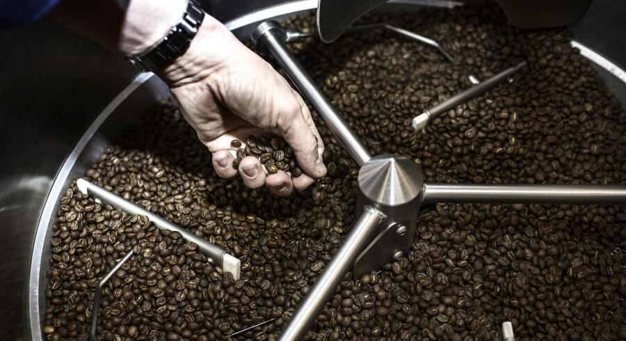 The Factory Roast Lab på Refshalevej er et andels kaffe risteri som stiller viden og faciliteter til rådighed for kaffenørder, caféer og restauranter.