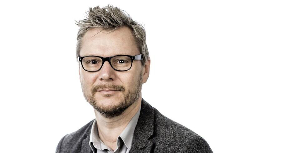 Lars Rix, kulturredaktør